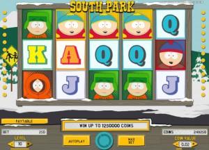 slot south park