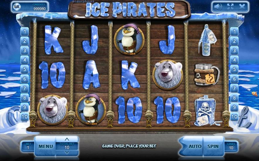 Ігровий автомат Ice Pirates