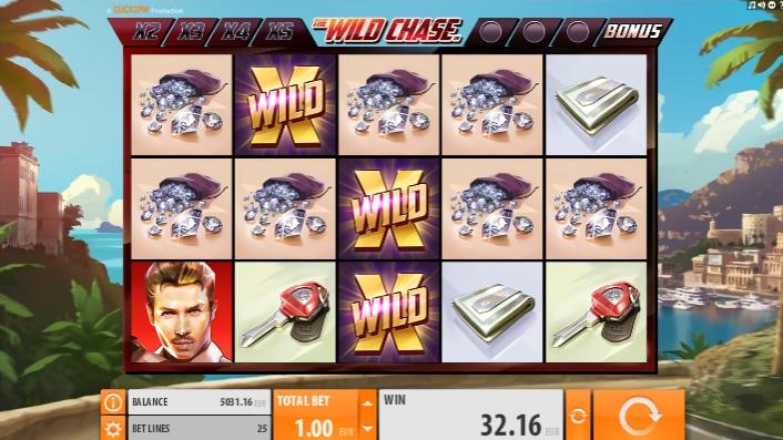 Ігровий автомат The Wild Chase